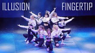 [SAC] 서종예 ILLUSION 일루젼 칼군무 | GFRIEND 여자친구 FINGERTIP Dance Cover @ SAC 아트홀 개관 기념공연 Filmed by lEtudel
