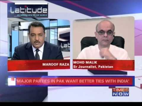 TIMES NOW Latitude: Can Pakistan look beyond Kashmir? (Part 1 of 2)