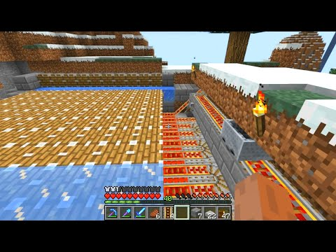 Etho Plays Minecraft - Episode 360: Ice Cube Farm
