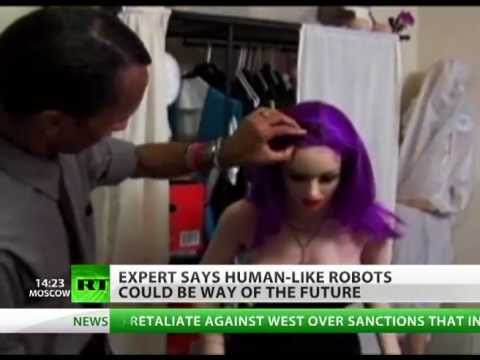 Loving a Sex Robot: Insanity or reality?