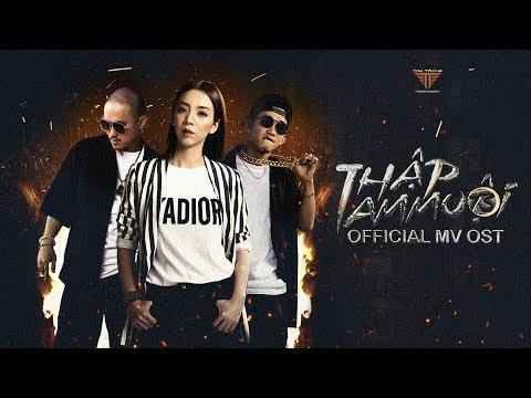 THẬP TAM MUỘI | Huỳnh James & Pjnboys | Official MV OST | THU TRANG