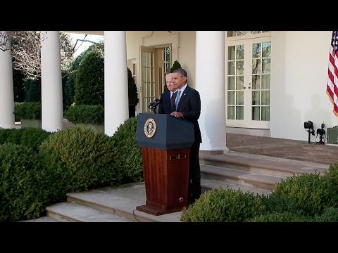 President Obama Delivers a Statement on the Affordable Care Act