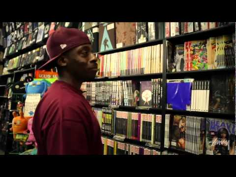 Stussy x Marvel - DJ Pete Rock Music Videos