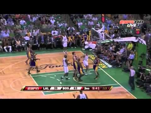 Boston Celtics 2008 NBA Finals Game 6 part 7