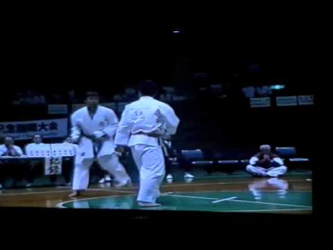 JYOSHINMON SHORIN RYU KARATE DO KUMITE 1999