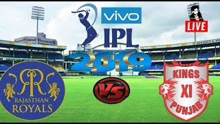 VIVO IPL LIVE KINGS XI VS RAJASTHAN LIVE SCORE UPDATE. My Real Cricket™ 18 Stream