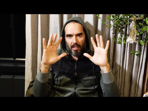 Russell Brand On The Nature Of Consciousness....