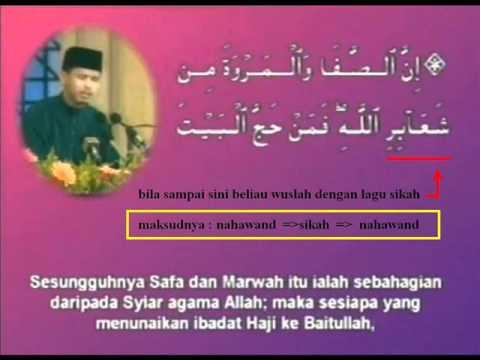 Nahawand wuslah dengan sikah oleh Dato