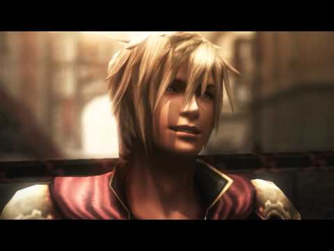 Final Fantasy Type-0 10 minutes opening