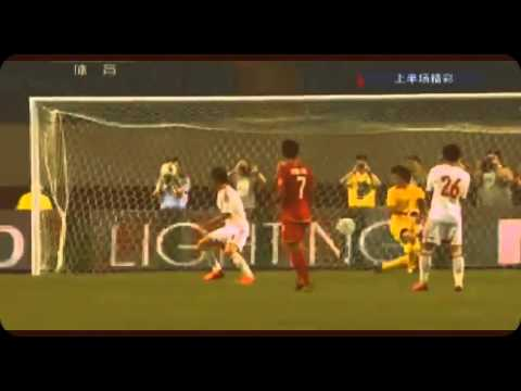 [Friendly Match] China 1-5 Thailand