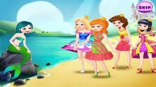 Khám phá thế giới thú vị dưới nước với các nàng công chúa nàng tiên cá  - Trò chơi dành cho trẻ em