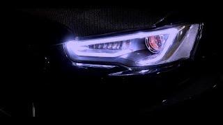 Custom Headlights on my Lancer GT!