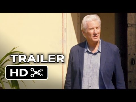 The Second Best Exotic Marigold Hotel TRAILER 1 (2015) - Richard Gere Movie HD