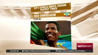 MatchPoint Top 5: Top 5 African 5000m men's records