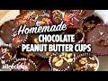 How to Make Homemade Chocolate Peanut Butter Cups | At Home Recipes | Allrecipes.com