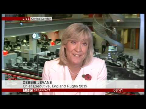 Rugby World Cup Tickets - BBC Breakfast