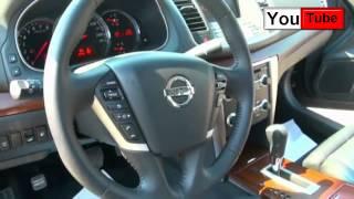 Тест-драйв Nissan Teana 2010 года.