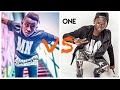 MC One (Côte D'Ivoire) VS Marvin Du 71 (France)   #1