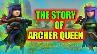 Story of archer queen  how an archer become queen   in hindi