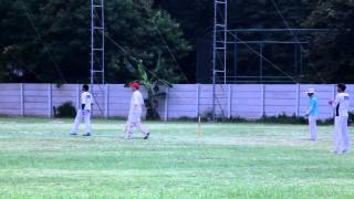 Mohit Bowling Action 2