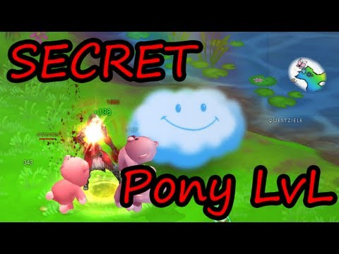 Diablo 3 Secret Pony Level Guide