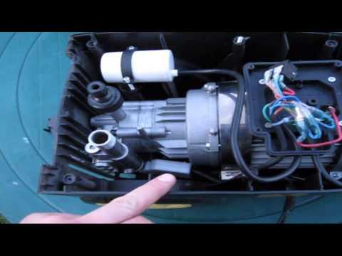 Видео ремонт мойки высокого давления своими руками