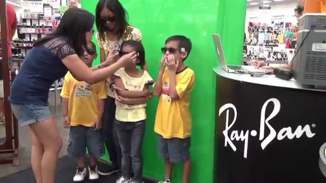 97034e86c55b Experiential Event Marketing Consumer Activation Ray Ban - YouTube