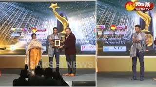 Sakshi Excellence Awards 2017 | Pullela Gopichand Gets Telugu Person of the Year Award