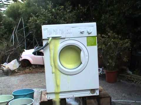 how much is a washing machine