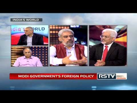 India's World - Modi government's foreign policy