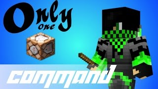 Only One Command! Spells in Minecraft!
