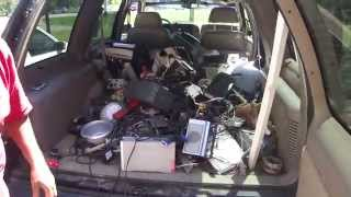 Greg Zanis Found A Lot Of Cameras And Electric Stuff On Craigslist