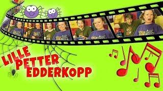 Lille Petter Edderkopp // NORSKE BARNESANGER