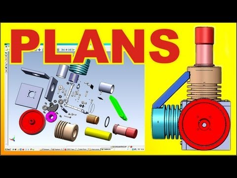 Lamina flow stirling engine how to save money and do it yourself for Stirling engine plans design blueprints