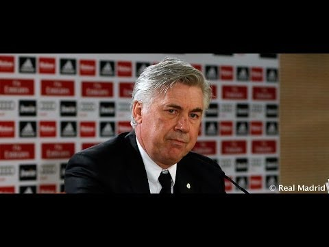 Real Madrid 3-0 Levante: conferencia de prensa de Carlo Ancelotti