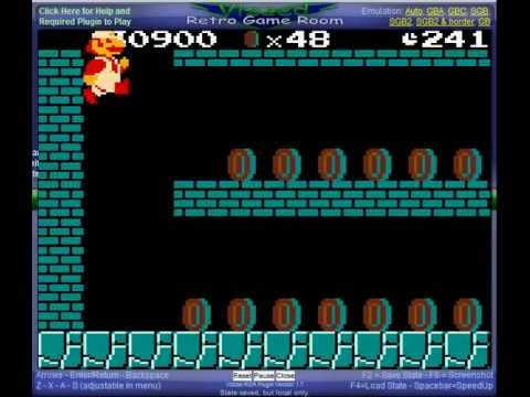 Super Mario Bros Deluxe - Game Boy Color Gameplay - Super Mario Bros Deluxe - User video