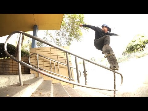 LIL SKATER KIDS AWESOME SKATE DAY !!! - NKA VIDS -