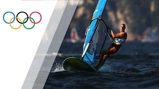 Rio Replay: Men's RS:X Sailing Medal Race