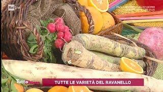 Ravanelli e arance: punti in comune e differenze - TuttoChiaro 19/07/2019