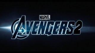 Avengers - THE AVENGERS 2 MOVIE CONFIRMED!!!