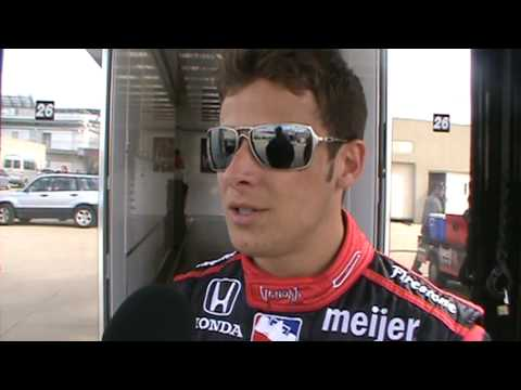 Marco Andretti Video