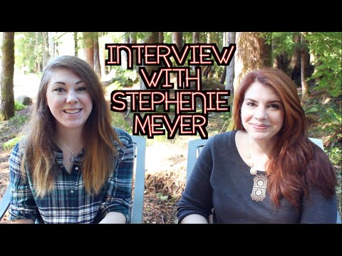 INTERVIEW WITH STEPHENIE MEYER
