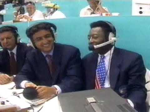 Brasil x Itália. final da copa do mundo de 1994 (jogo completo)