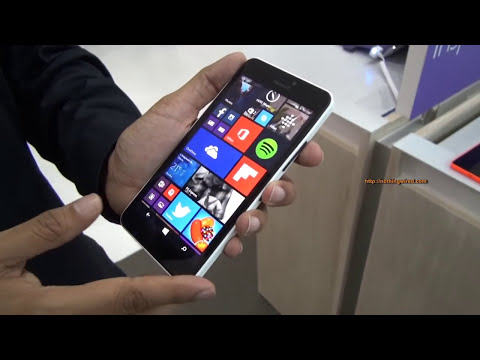Microsoft Lumia 640 XL Review Hands on Features, Specs, Camera test, Performance