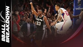 Why Doc Rivers Lost Game 5: Clippers vs Spurs