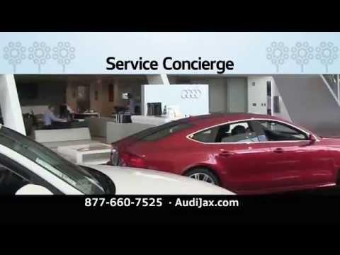 Spring of Audi Sales Event at Audi Jax