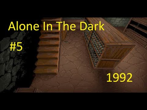 Alone In The Dark. Пираты [#5]