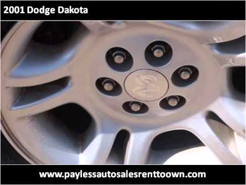 2001 Dodge Dakota Used Cars Jonesboro AR