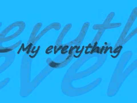 98 degrees - My Everything (lyrics)