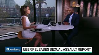 Uber CLO West Says Goal Is a 'Safer Platform'